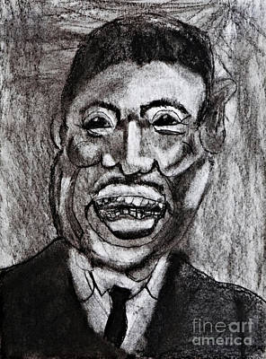 MLK Art Print