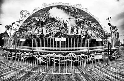 Seaside Heights Photograph - Moby Dick by John Rizzuto