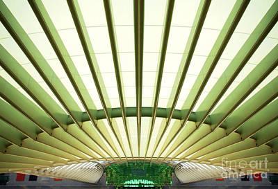 Modern Architecture Art Print by Carlos Caetano