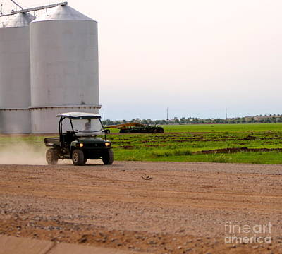 Photograph - Modern Farmer by Pamela Walrath