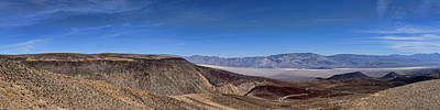 Crowley Lake Photograph - Mojave Desert Padre Crowley Point by Gregory Scott