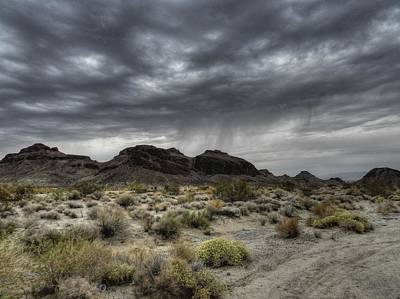 Photograph - Mojave Hdr 004 by Lance Vaughn