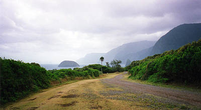 Photograph - Molokai Coast by C Sitton