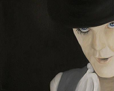 Kubrick Painting - Moloko Vellocet by Sarabeth Kett
