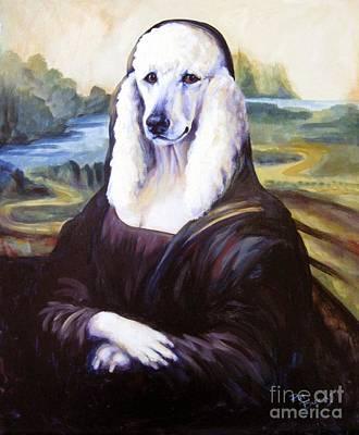 Mona Leasha Art Print