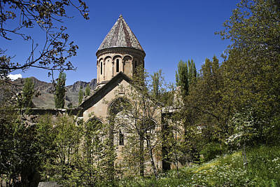 Photograph - Monastery Of Ishan by Michele Burgess