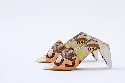 Photograph - Money For Shoes by Catherine MacBride