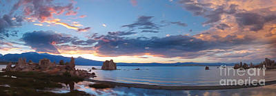 Painting - Mono Lake - 18 by Gregory Dyer