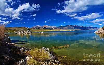 Monolake Photograph - Mono Lake by Sourav Ghosh