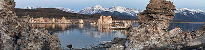Photograph - Mono Lake Tufas by Gregory Scott