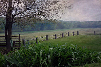 Monocacy Junction Art Print by Linda Dunn