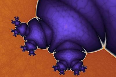 Monstrous Art Print by Mark Eggleston