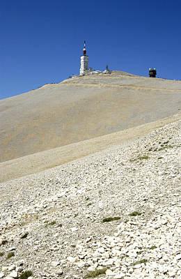 Provence Photograph - Mont Ventoux.provence by Bernard Jaubert