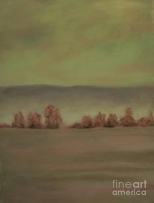 Montana Landscapes II Art Print by Sabina Haas