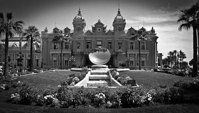 Photograph - Monte Carlo by Chris Boulton