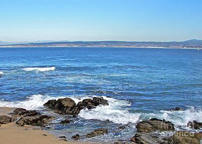 Photograph - Monterey Bay by Carol  Bradley