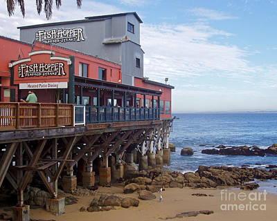 Photograph - Monterey by Carol  Bradley