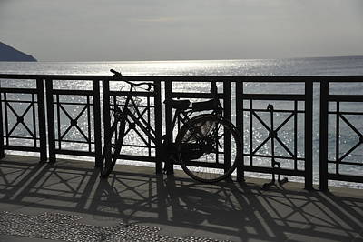 Photograph - Monterosso  Italy by John Jacquemain