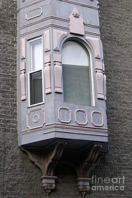 Photograph - Montreal Window by John  Mitchell