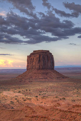 Photograph - Monument Valley - Merrick Butte by Saija  Lehtonen