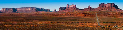 North America Photograph - Monument Valley 11 by Josh Whalen