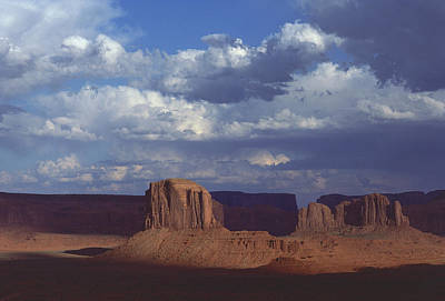 Photograph - Monument Valley 3 by Mark Greenberg