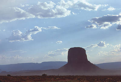 Photograph - Monument Valley 4 by Mark Greenberg