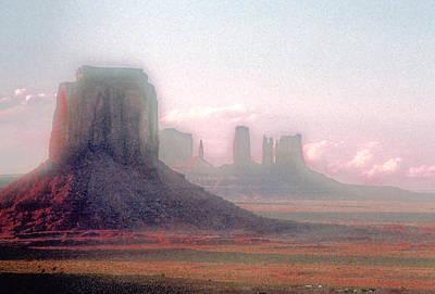 Monument Valley, Arizona, Usa Art Print by Stefano Salvetti
