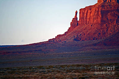 Photograph - Monument Valley Blues by Julie Lueders