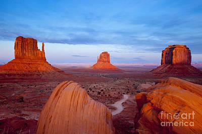 Photograph - Monument Valley by Brian Jannsen