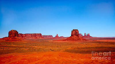 Photograph - Monument Valley IIi by Robert Bales