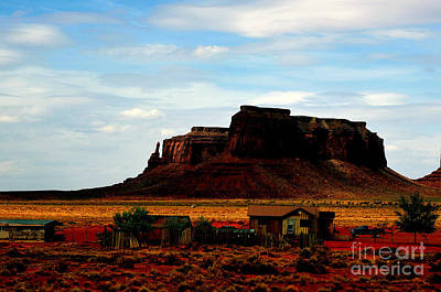Photograph - Monument Valley Navajo Tribal Park by Dan Friend