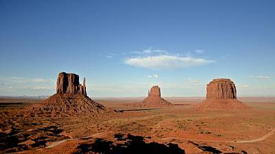 Y120831 Photograph - Monument Valley by Stefano Baldassini