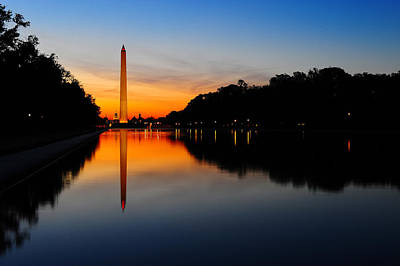 Photograph - Monumental Sunrise by Bernard Chen