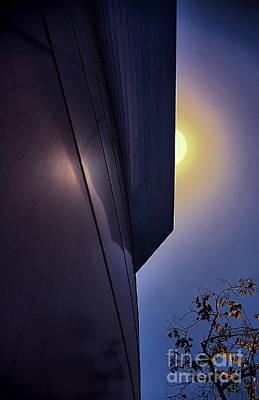Disney Music Hall Photograph - Moods Disney IIi by Chuck Kuhn