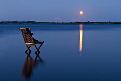 Photograph - Moon Boots by Gert Lavsen
