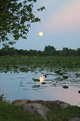 Moon Over Amana Original