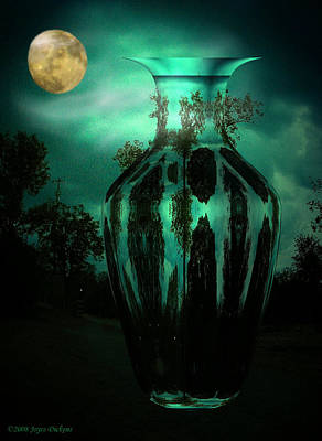 Moonglow Art Print