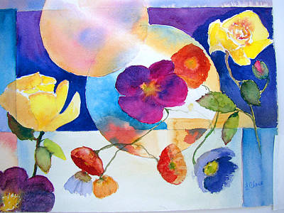 Painting - Moonglow by Lori Chase