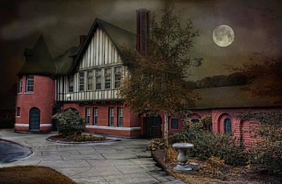 Moonlight Print by Robin-lee Vieira