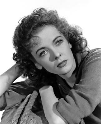 1942 Movies Photograph - Moontide, Ida Lupino, 1942 by Everett
