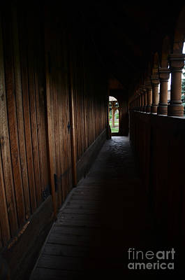 Photograph - Moorhead Stave Church 24 by Cassie Marie Photography
