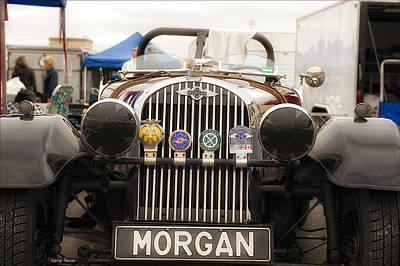 Photograph - Morgan by Gary Rose