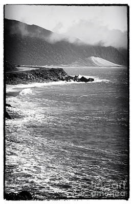 Photograph - Morning Along The Coast by John Rizzuto