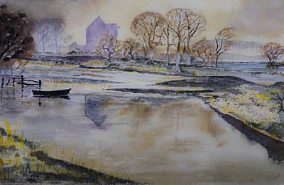 Painting - Morning Calm by Rob Hemphill