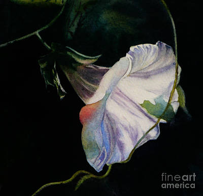 Painting - Morning Glory by Arena Shawn