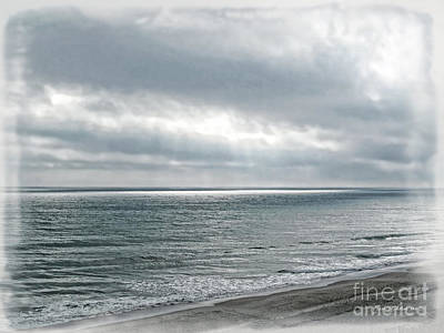 Photograph - Morning In Cocoa Beach by Joan  Minchak