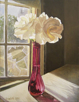 Painting - Morning Light 1 by Kathryn Donatelli