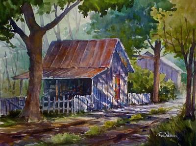 Painting - Morning Light by Tina Bohlman