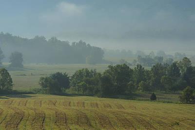 Landscape Photos Chad Dutson - Morning Mist by Charlie Choc